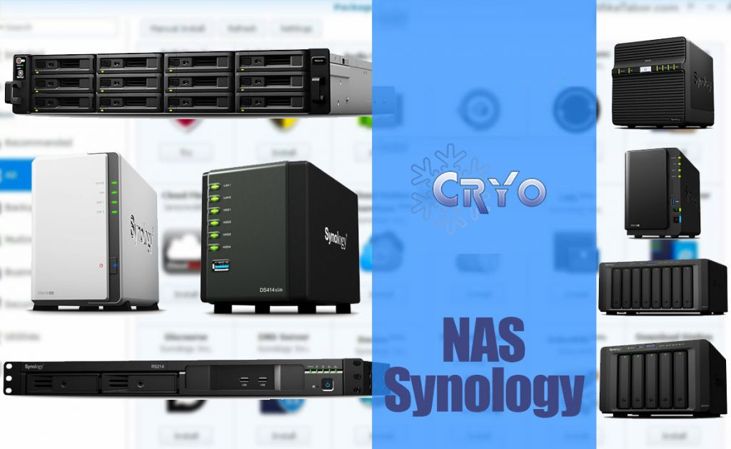 Synology solution de sauvegarde