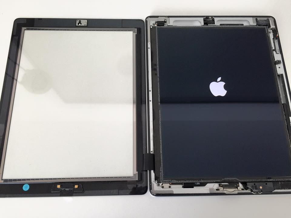 Vérification fonctionnement iPad