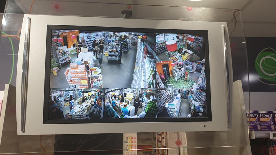 TV caméra